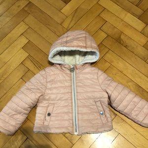 Blush Pink Michael Kors Jacket